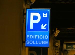 Señalización de parkings