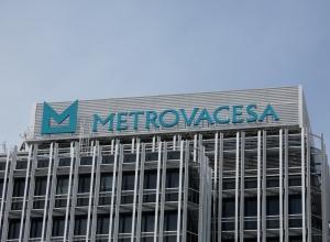 Luminoso Metrovacesa Cadagua