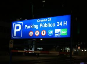 Parking Orense