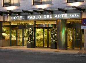 Hotel lobbies signage